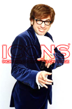 Austin Powers Lookalike and Impersonator