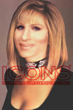 Barbra Streisand Lookalike and Impersonator