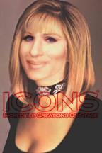 Barbra Streisand Lookalike and Impersonator