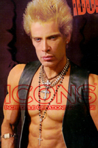 Billy Idol Lookalike and Impersonator