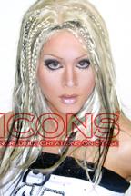 Christina Aguilera Lookalike and Impersonator