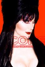 Elvira Lookalike and Impersonator