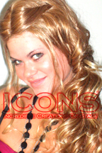 Fergie Black Eyed Peas Lookalike and Impersonator