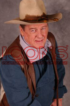 John Wayne Lookalike and Impersonator