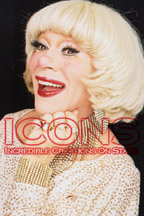 Carol Channing Lookalike and Impersonator