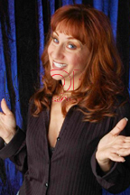 Kathy Griffin Lookalike and Impersonator