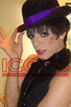 Liza Minnelli Lookalike and Impersonator