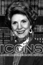 Nancy Reagan Lookalike and Impersonator