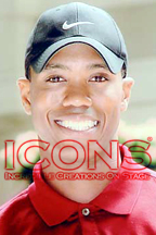 Tiger Woods Lookalike and Impersonator