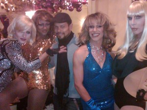 Impersonators of Madonna, Beyonce, Patrick Ross & Lady Gaga